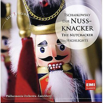 Tchaikovski - Tschaikowsky: Der Nussknacker hoogtepunten [CD] USA import