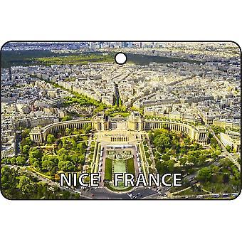 Nice - France Car Air Freshener