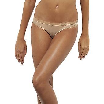 Gossard 6273-kvinnors Glossies naken Sheer Knickers trosa Brief