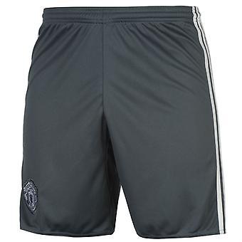 2016-2017 Man Utd Adidas al treilea pantaloni scurți (copii)
