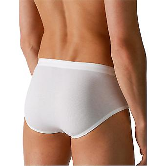 Mey 2812 Men's Noblesse White Pima Cotton Briefs