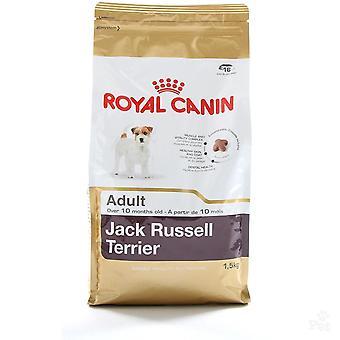 Βασιλικό Canin Jack Ράσελ ενηλίκων ξηρό φαγητό σκύλου 1.5 KG