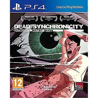 Dead Synchronicity morgen komt vandaag (PS4)-nieuw