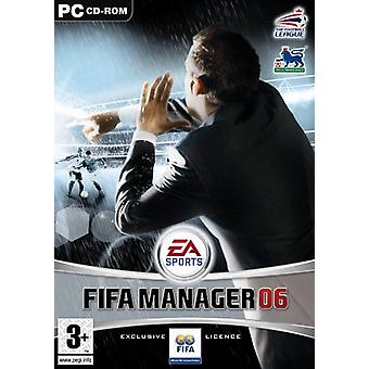 FIFA Manager 06 (PC CD) - Nowość
