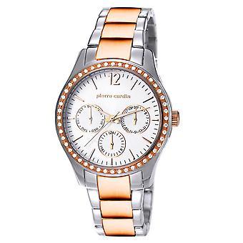 Pierre Cardin ladies watch wristwatch stainless steel PC106952F10