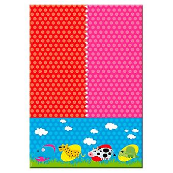 Table cloth tablecloth tablecloth kids party animals birthday 130x180cm