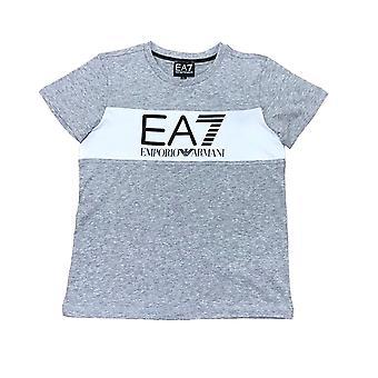 Armani Ea7 мальчиков футболки