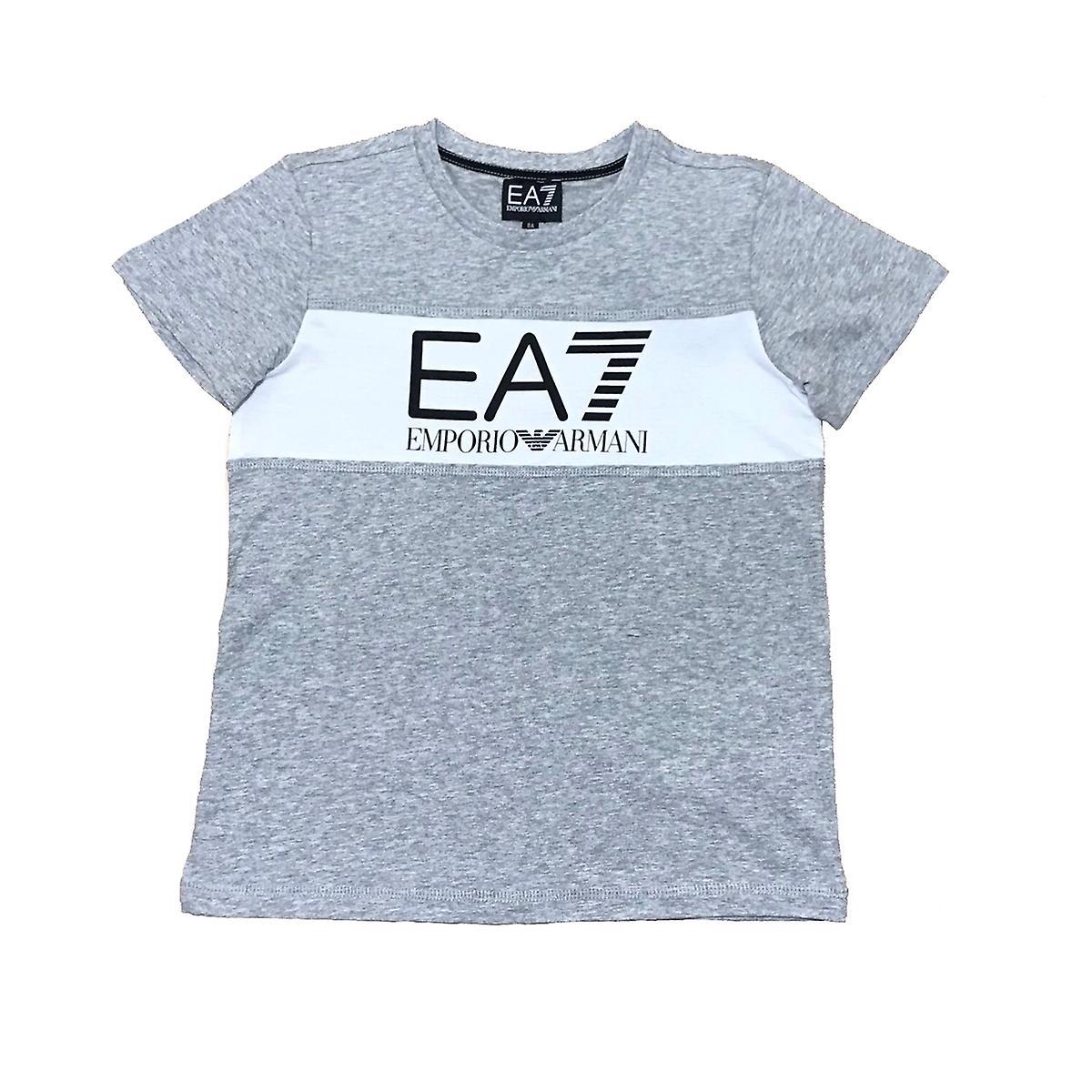 Armani Ea7 Boys T-Shirt