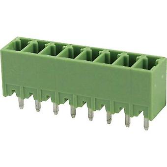 Degson Socket behuizing - PCB totaal aantal pinnen 3 Contact afstand: 3,81 mm 15EDGVC-3,81-03P-14-00AH 1 PC('s)