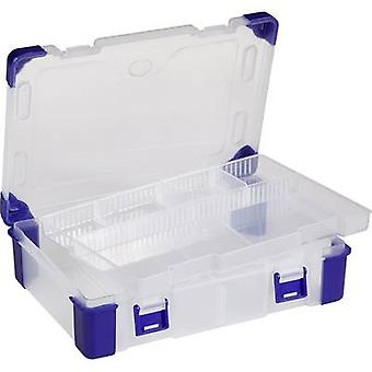 VISO Assortment box (L x W x H) 230 x 160 x 60 mm No. of compartments: 9 variable compartments 1 pc(s)