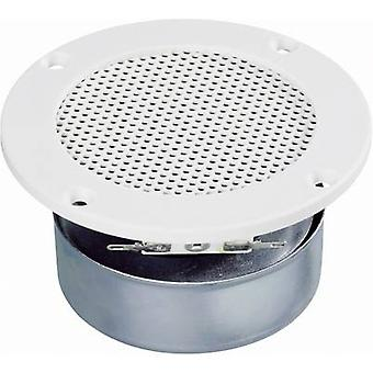 SpeaKa Professional DL-1117 Flush mount spreker 25 W 4 Ω White 1 PC('s)