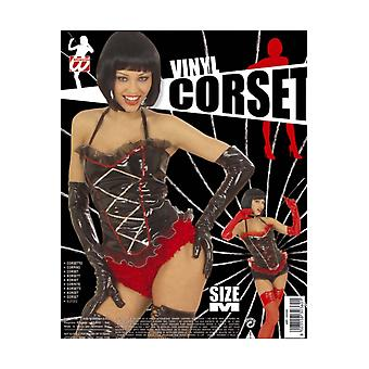 Vrouwen kostuums Vinyl Corset
