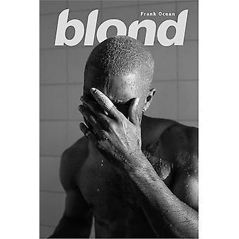 Frank Ocean Blond Poster Print
