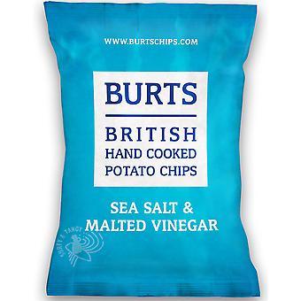 Burts 海の塩・酢ポテトチップス