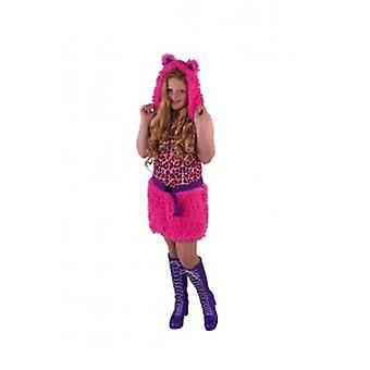 Children's costumes Children Leopard Kitty costume