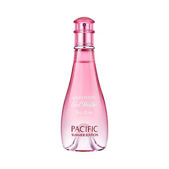 Davidoff Cool Meerwasser Frau Rose Pacific Summer Edition EDT Spray 100ml