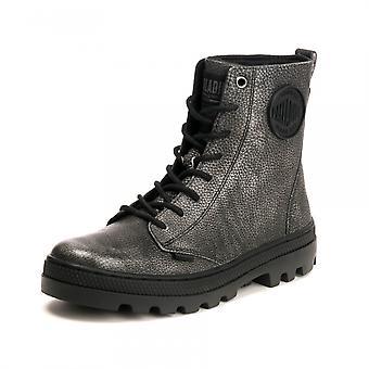 Palladium Palladium Pallabodde OFF LEA Leather Womens Shoe