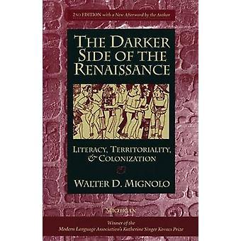 Renaissance - lukutaito - alueperiaatteen - & Col pimeä puoli