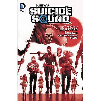 Novo esquadrão suicida - Vol. 2 por Sean Ryan - livro 9781401261528