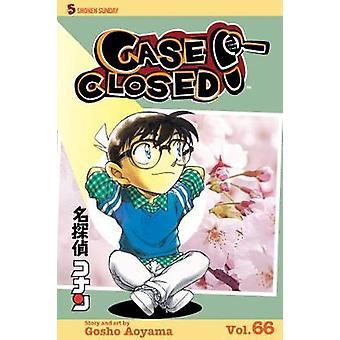 Sagen lukket - Vol. 66 af Gosho Aoyama - 9781421597089 bog