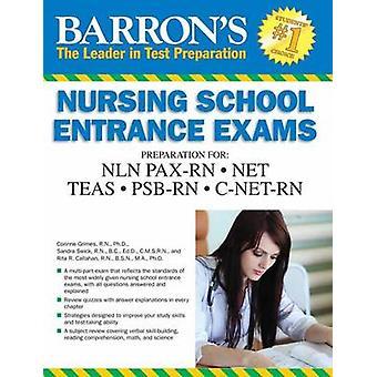 Examens d'entrée de l'école de soins infirmiers (5e édition révisée) par Corinne Grimes