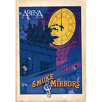 Arena - fumée & miroirs [DVD] USA import