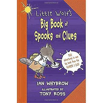 Grand livre de Little Wolf des fantômes et des indices