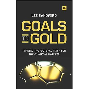 Goals to Gold: Trading the football pitch for the financial markets