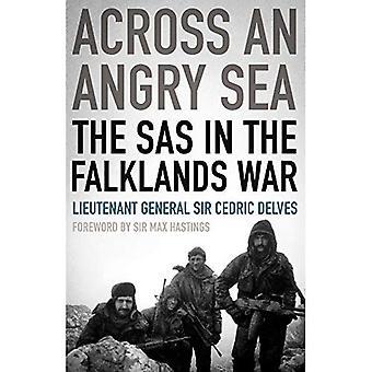 Över en arg hav: SAS i Falklandskriget: SAS i Falklandskriget
