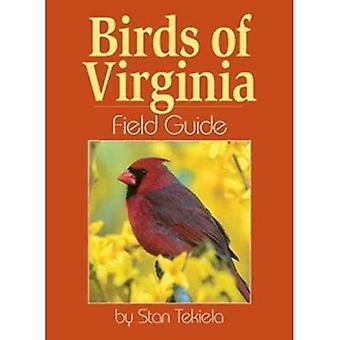 Birds of Virginia Field Guide (nos Guides naturalistes de terrain)