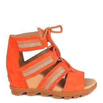 Sorel Joanie Ii Orange spets Wedge Sandal