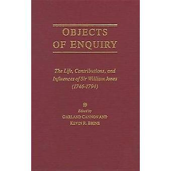 お問い合わせ生活貢献とサー ウィリアム ・ ジョーンズの大砲・ ガーランドによって 17461794 の影響オブジェクト
