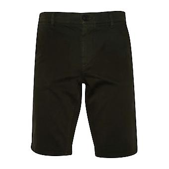 BOSS Dark Green Chino Short