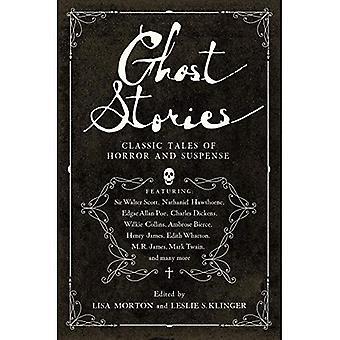 Spökhistorier - klassiska sagor av skräck och spänning