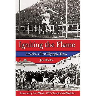 Het ontsteken van de vlam: Amerika's eerste Olympische team