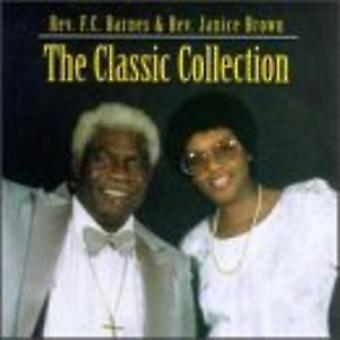 バーンズ/ブラウン - クラシック コレクション [CD] USA 輸入