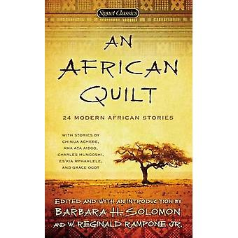An African Quilt - 24 Modern African Stories by Barbara H Solomon - 97
