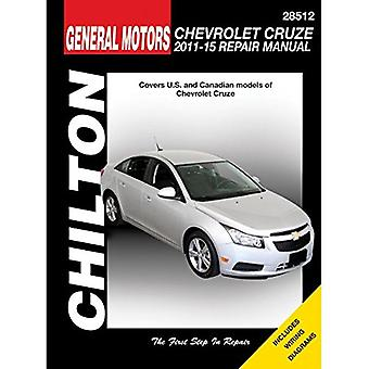 Chevrolet Cruze (Chilton) Automotive Repair Manual 2011-15 - 97816209