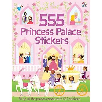 555 Sticker Fun Princess Palace by Susan Mayes - Lauren Ellis - 97817