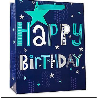 Simon Elvin Happy Birthday Foil Gifts Bags