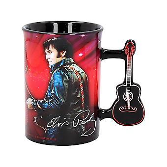 Elvis Presley '68 Coffee Mug