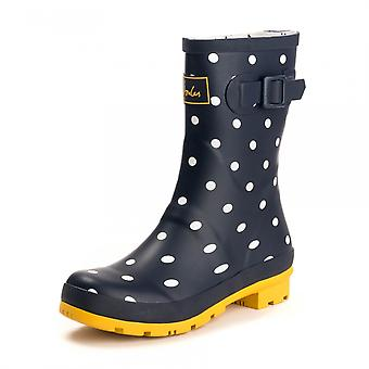 Joules Joules Molly Welly Mid afgedrukt Womens Welly