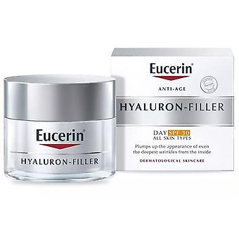 Eucerin Hyaluron-Filler creme de dia de 50 a todos os tipos de pele 50ml
