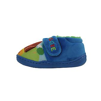 Hey Duggee Boys Veer Low Top Slippers UK Sizes Child 5-10