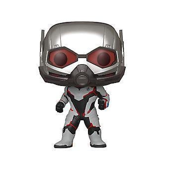 Funko POP Bobble: Avengers Endgame - Ant-Man Sammlerfigur