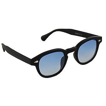 Zonnebrillen Dames Ovaal -  Zwart/Blauw2531_4