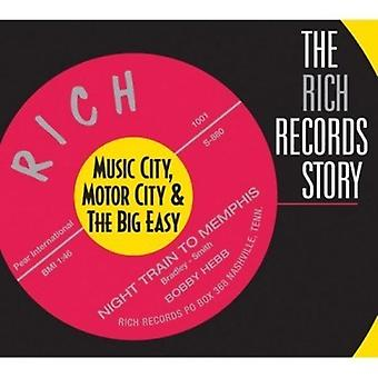 Rich Records Story - Rich Records Story [CD] USA import