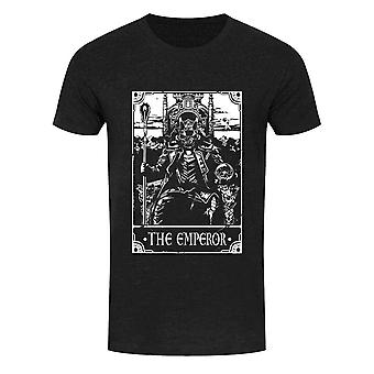 Deadly Tarot Mens The Emperor T Shirt