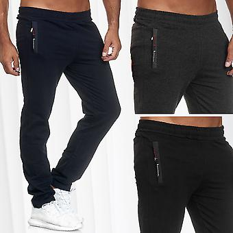 Men's Jogging Pants Fitness Trousers Sweatpants Chill Sport Casual Home Bottoms