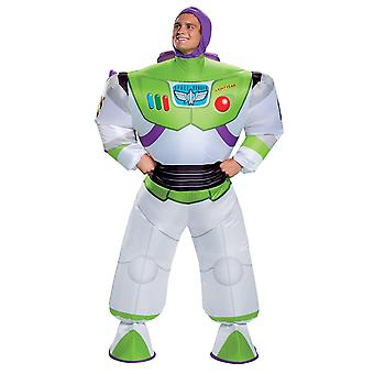 Adult Buzz Lightyear Inflatable Costume - Toy Story